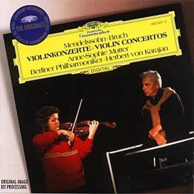 Violinkonzert op. 64 / Violinkonzert Nr. 1. Klassik-CD