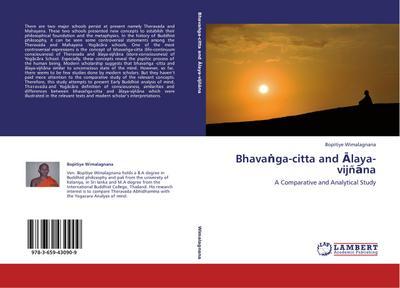 Bhava¿ga-citta and Alaya-vijñana