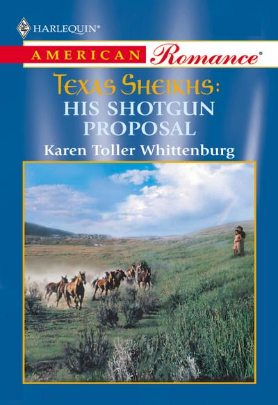 His Shotgun Proposal (Mills & Boon American Romance)