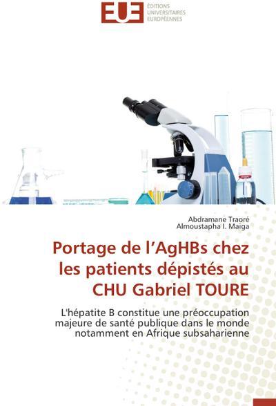 Portage de l'AgHBs chez les patients dépistés au CHU Gabriel TOURE