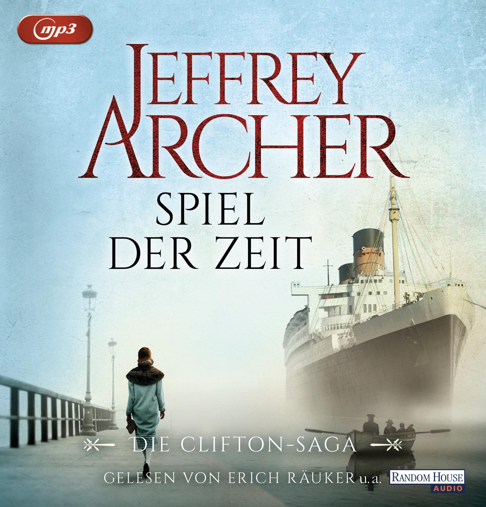 Spiel der Zeit, Jeffrey Archer