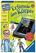 Ravensburger 25044 - Erforsche den Körper - Lernspiel