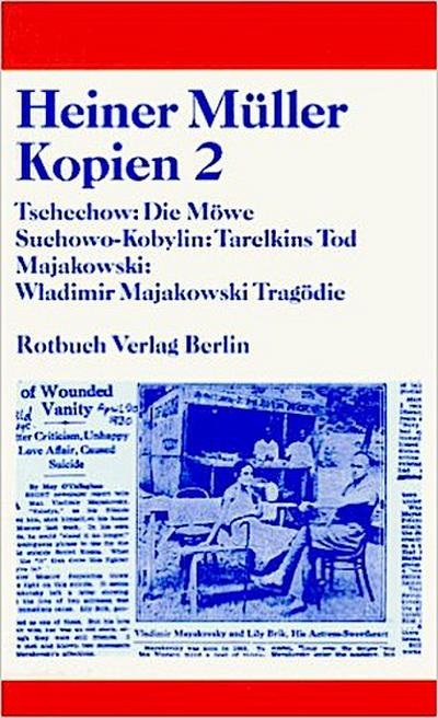 Kopien II.  Theaterstücke
