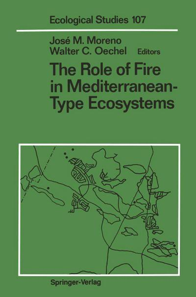 Role of Fire in Mediterranean-Type Ecosystems