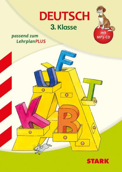 Training Grundschule - Deutsch 3. Klasse mit MP3-CD