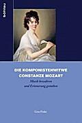 Die Komponistenwitwe Constanze Mozart