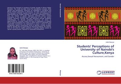 Students' Perceptions of University of Nairobi's Culture,Kenya
