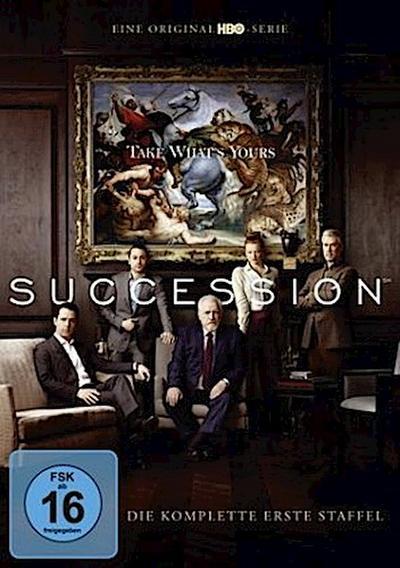 Succession: Staffel 1