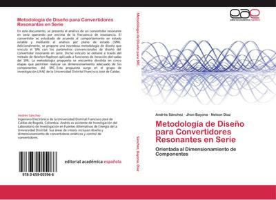 Metodología de Diseño para Convertidores Resonantes en Serie