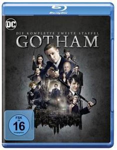 Gotham - Staffel 2 Bluray Box