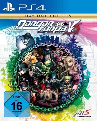 Danganronpa V3: Killing Harmony (PlaStation PS4)