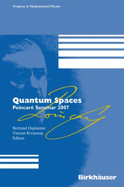 Quantum Spaces
