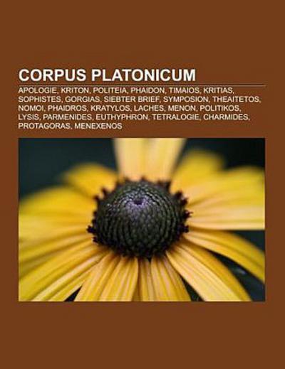 Corpus Platonicum