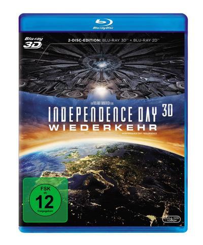 Independence Day 3D - Wiederkehr