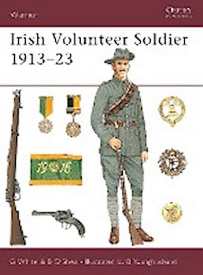 Irish Volunteer Soldier 1913–23