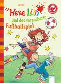 Hexe Lilli  und das verzauberte Fußballspiel. ...