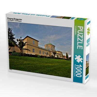 Eingang Berggarten (Puzzle)