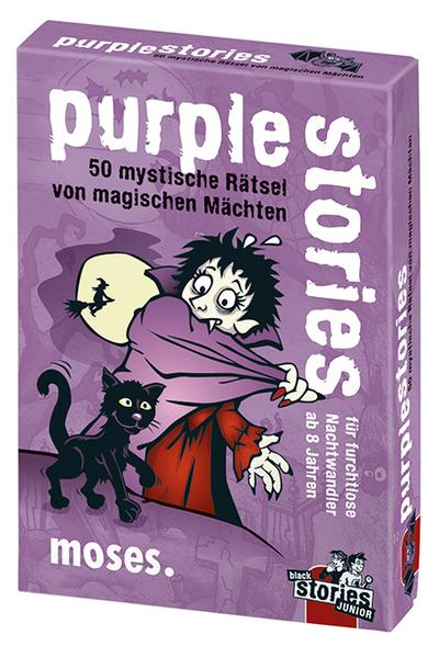 Moses 108023 - Stories, purple