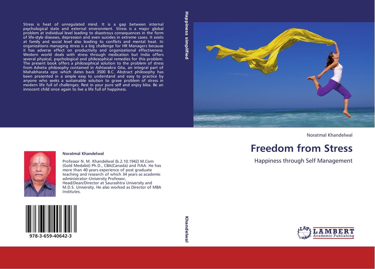 Freedom from Stress - Noratmal Khandelwal -  9783659406423