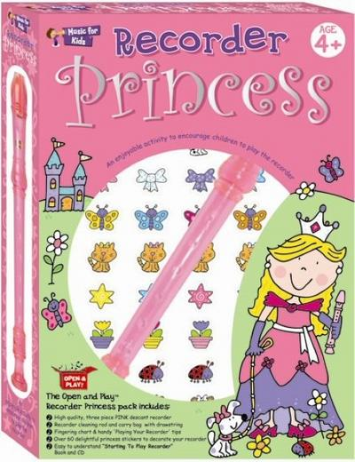 Music For Kids: Recorder Princess