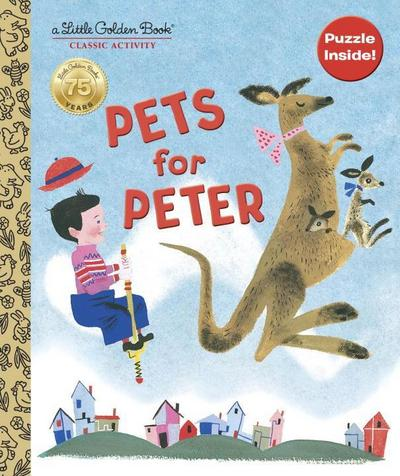 Pets for Peter Book and Puzzle
