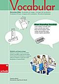 Vocabular Wortschatz-Bilder: Körper, Körperpflege, Gesundheit