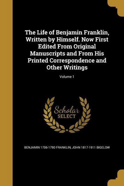 LIFE OF BENJAMIN FRANKLIN WRIT
