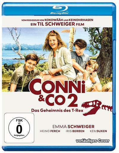 Conni & Co 2 - Das Geheimnis des T-Rex, 1 Blu-ray