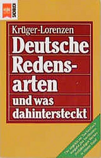 Deutsche Redensarten und was dahinter steckt