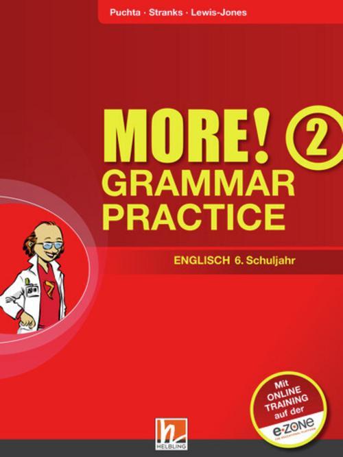 MORE! Grammar Practice 2, Englisch 6. Schuljahr, mit 1 CD-ROM Herbert Stran ...