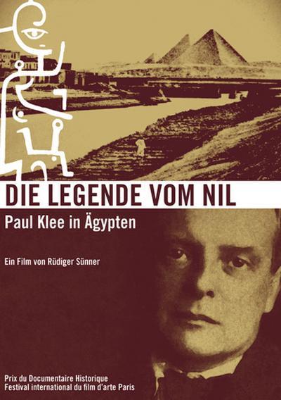 Die Legende vom Nil, Paul Klee in Ägypten, 1 DVD
