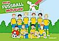Mein Fußball Malbuch; Malbücher und -blöcke; Ill. v. Beurenmeister, Corina; Deutsch