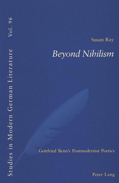 Beyond Nihilism