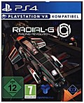 Radial-G, 1 PS4-Blu-ray Disc