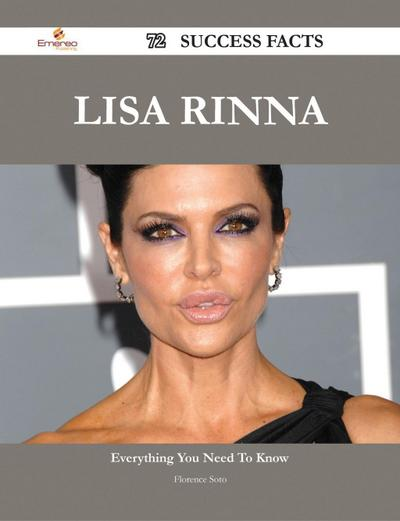 Lisa Rinna 72 Success Facts - Everything you need to know about Lisa Rinna