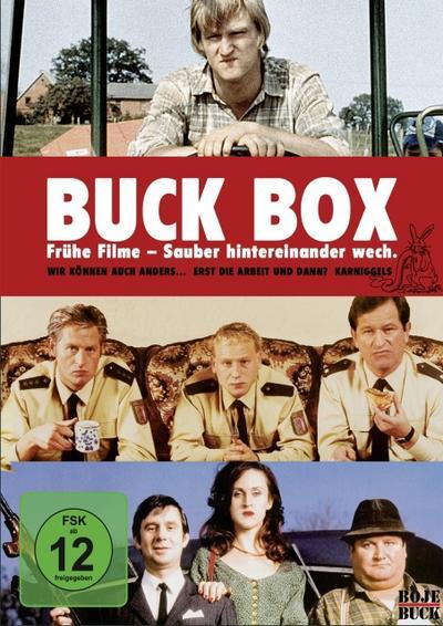 Buck Box: Frühe Filme - Sauber hintereinander wech