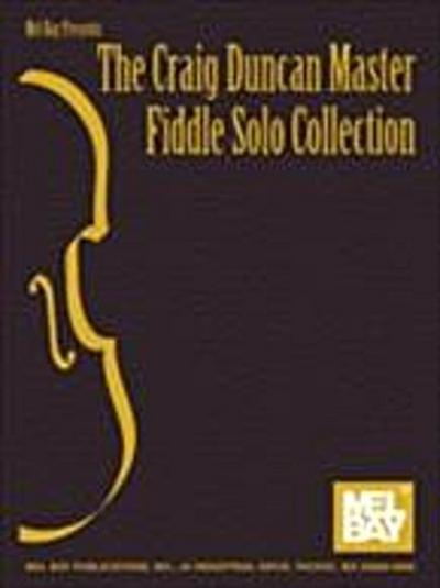 Craig Duncan Master Fiddle Solo Collection