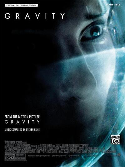 Gravity (from the Motion Picture Gravity): Piano Solo, Sheet