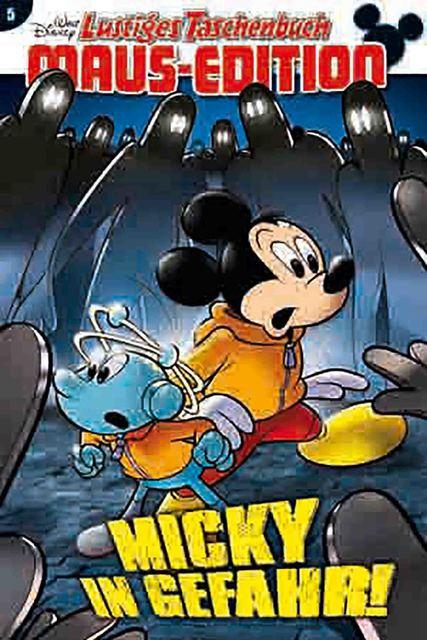 Lustiges Taschenbuch Maus-Edition 5 Walt Disney 9783841332059