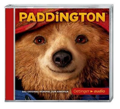 Paddington (CD); Das Original-Hörspiel zum Kinofilm   ; Produzent: Poppe, Kay /Regie: Speulhof, Barbara van; Deutsch; Audio-CD