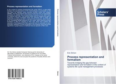 Process representation and formalism