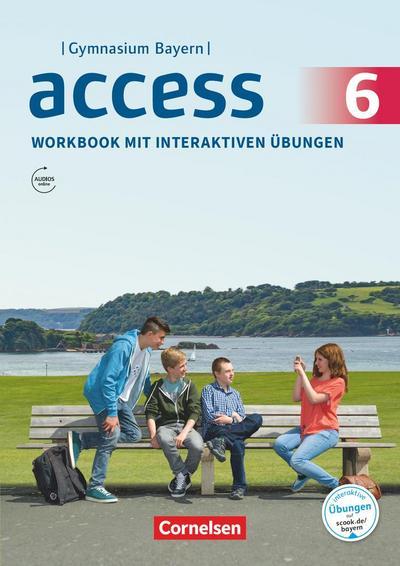 Access - Bayern 6. Jahrgangsstufe - Workbook mit interaktiven Übungen auf scook.de