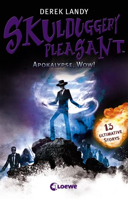 Skulduggery Pleasant - Apokalypse, Wow! Derek Landy 9783785581414
