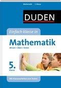 Duden Einfach Klasse in Mathematik. 5. Klasse ...