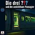 Die drei ??? und der unsichtbare Passagier, 1 Audio-CD
