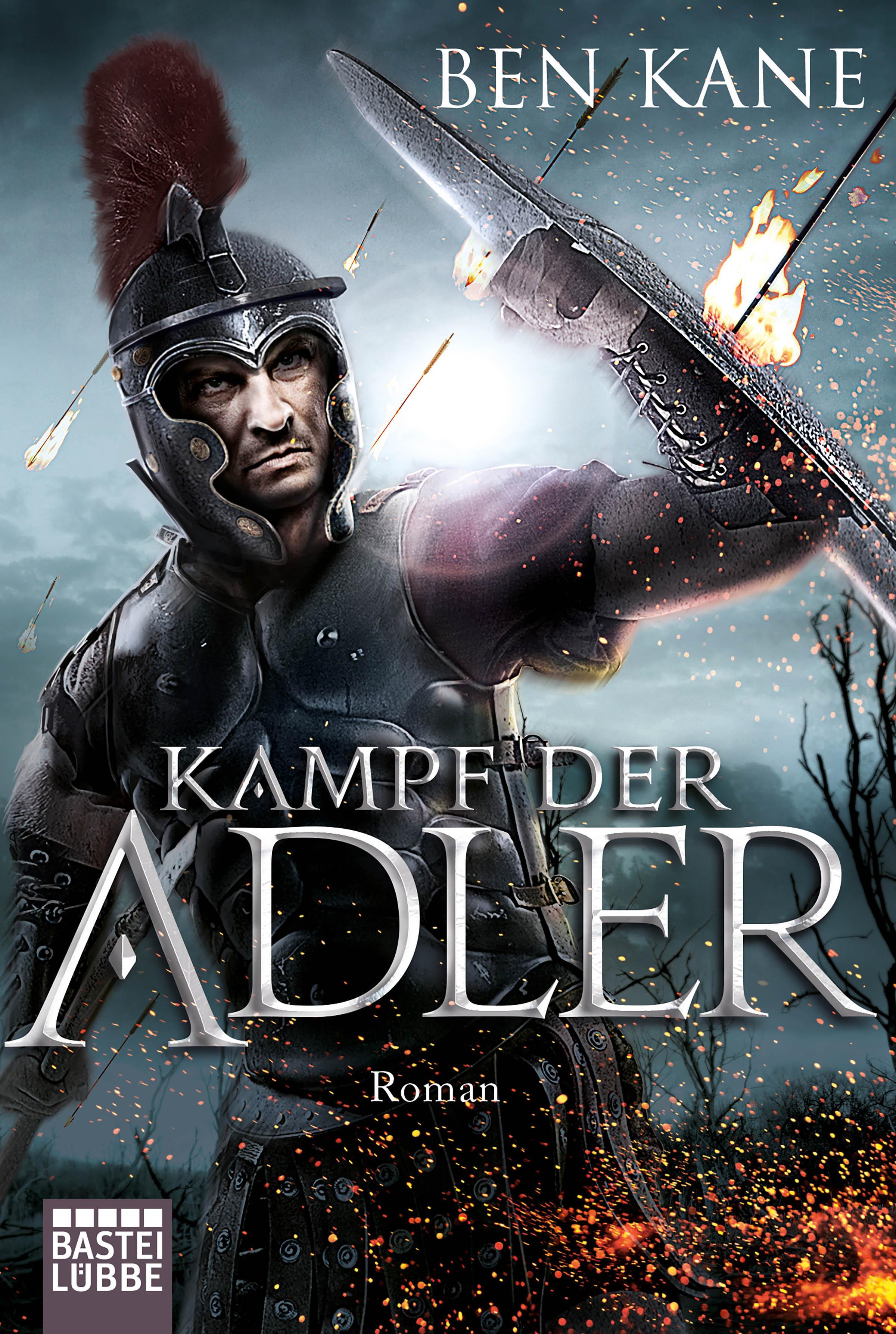 Kampf der Adler Ben Kane 9783404176236