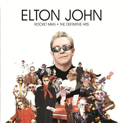 Rocket Man - The Definitive Hits, 1 Audio-CD