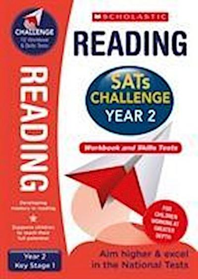 Reading Challenge Pack (Year 2)