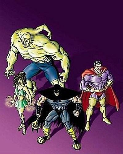Planet of the Capes