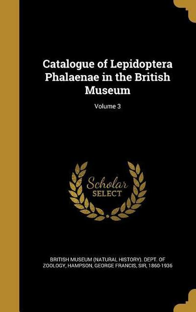 CATALOGUE OF LEPIDOPTERA PHALA